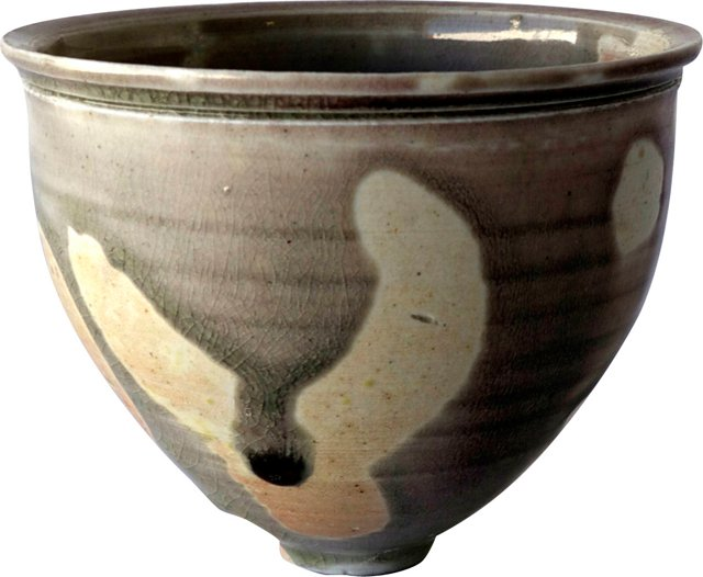 Delicate Hand-Thrown Vessel