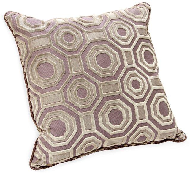 Ocelot Patterned Pillow