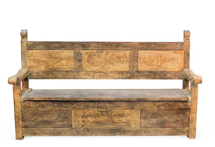 Cortland Bench