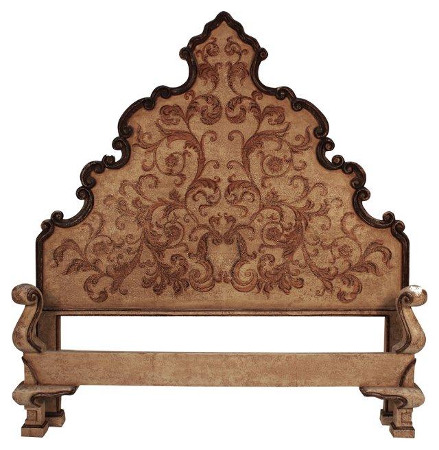 Venetian Bed, King