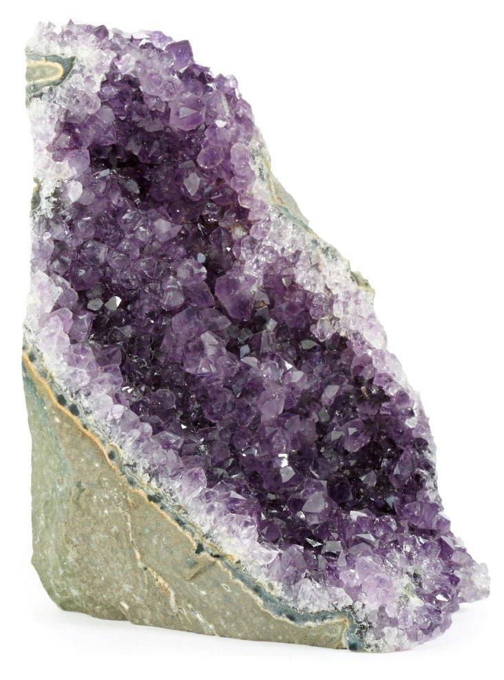 "5"" Amethyst Geode, Purple"