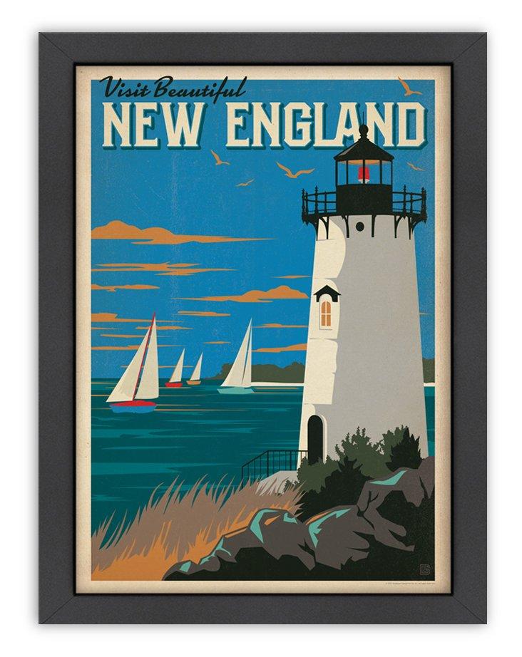 CC New England Lighthouse