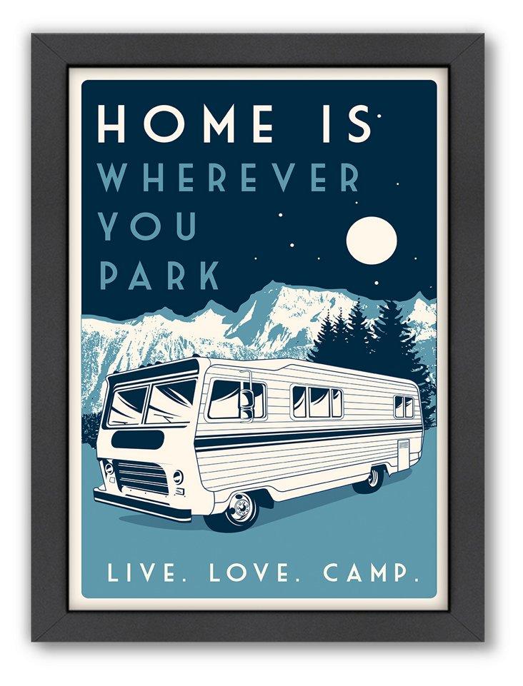 Matthew Schnepf, Camp