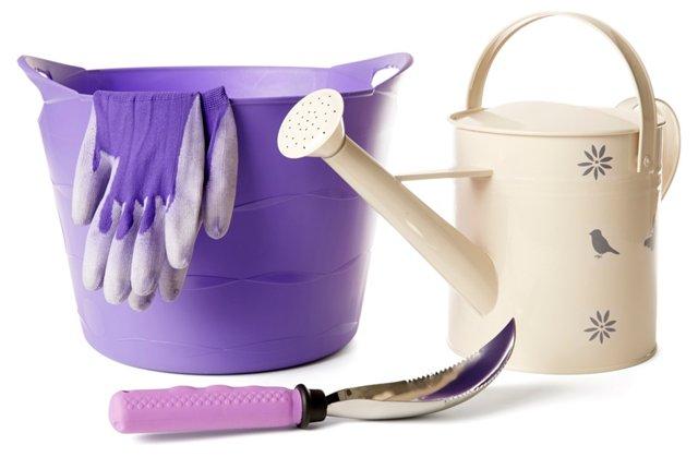 Gardener's Essentials Kit, Purple