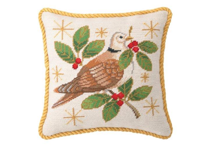 Dove 12x12 Pillow, Multi