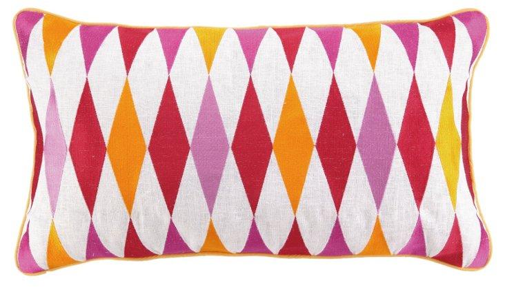 Franca 14x26 Pillow, Pink