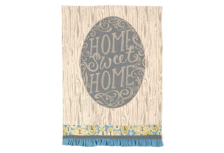 S/2 Home Sweet Home Kitchen Towels