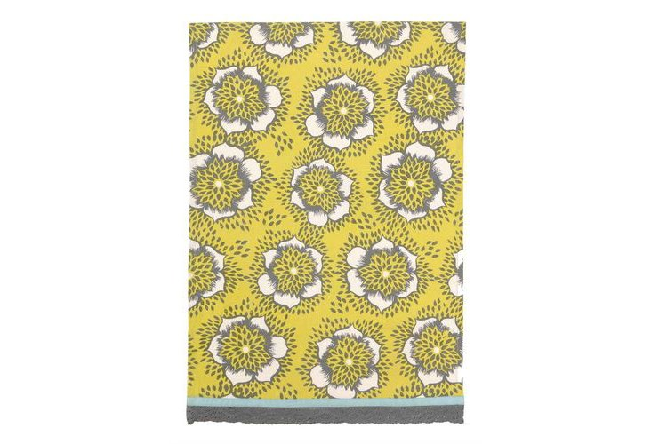 S/2 Kitchen Towels, Spice