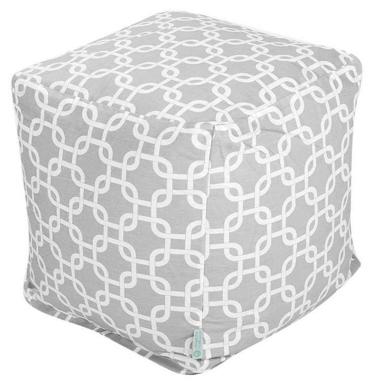 Links Outdoor Cube, Gray