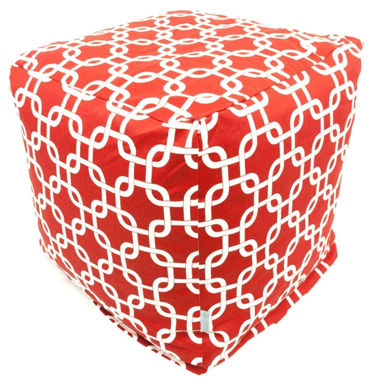 Links Outdoor Cube, Red