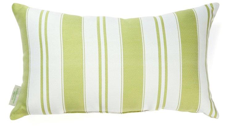 Havana 12x20 Outdoor Pillow, Green