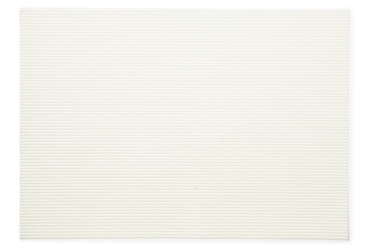 S/6 Placemats, Pearl Shimmer
