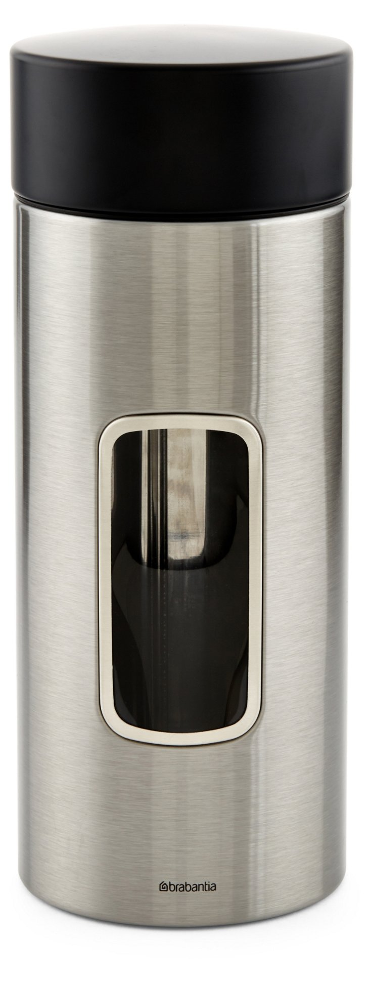 2.2L Window Canister, Silver