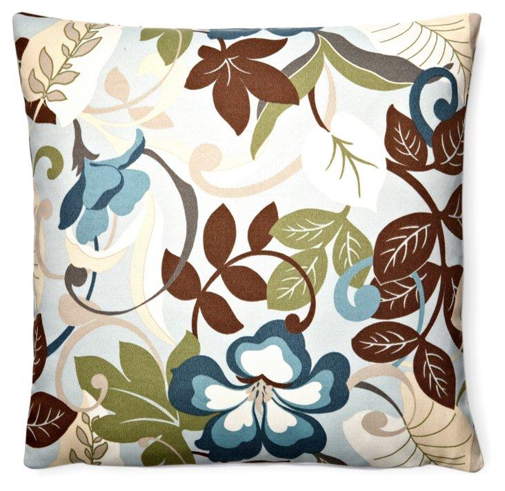 Lush 20x20 Outdoor Pillow, Multi