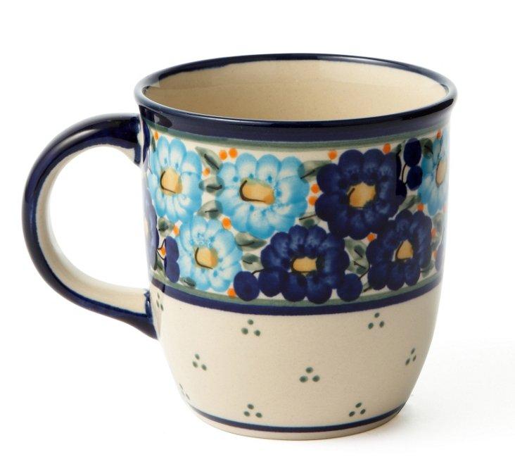 Coffee Mug, Cornflower
