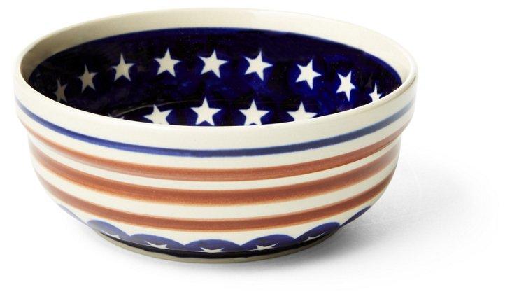 Dessert Bowl, Patriotic