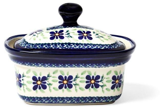 Butter Box, Blue Daisy