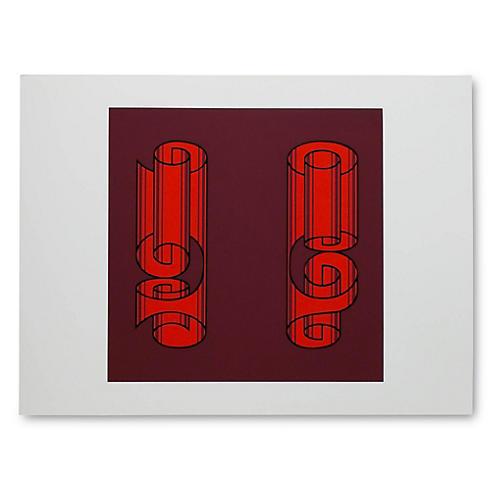 Portfolio 1, Folder 18B, Josef Albers