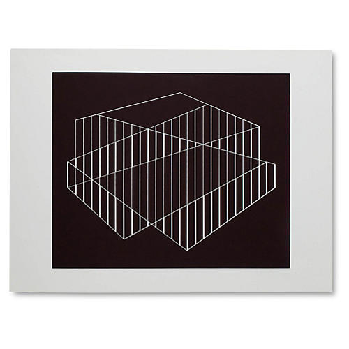 Josef Albers, Portfolio 2, Folder 6B
