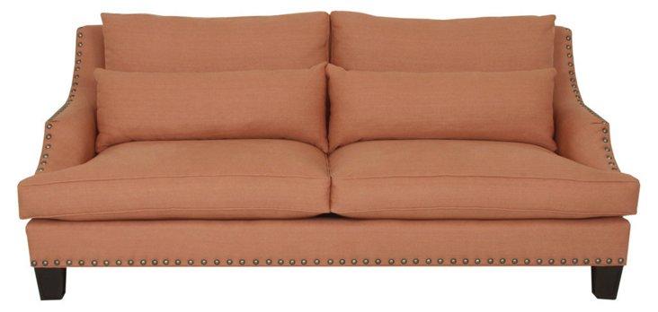 "Charlotte 87"" Sofa"