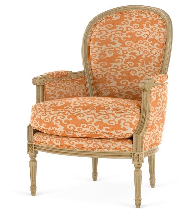 Bethel Chair, Peach
