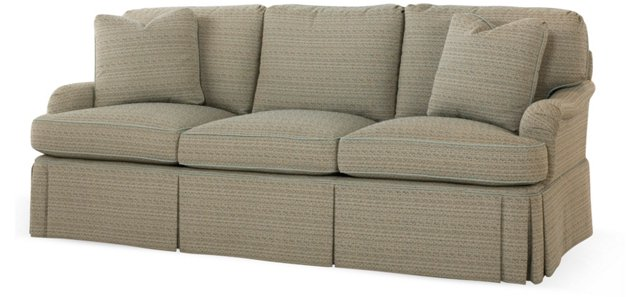 "Charles of London 86"" Sofa"