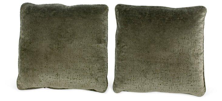 Beecher Throw Pillows, Pair