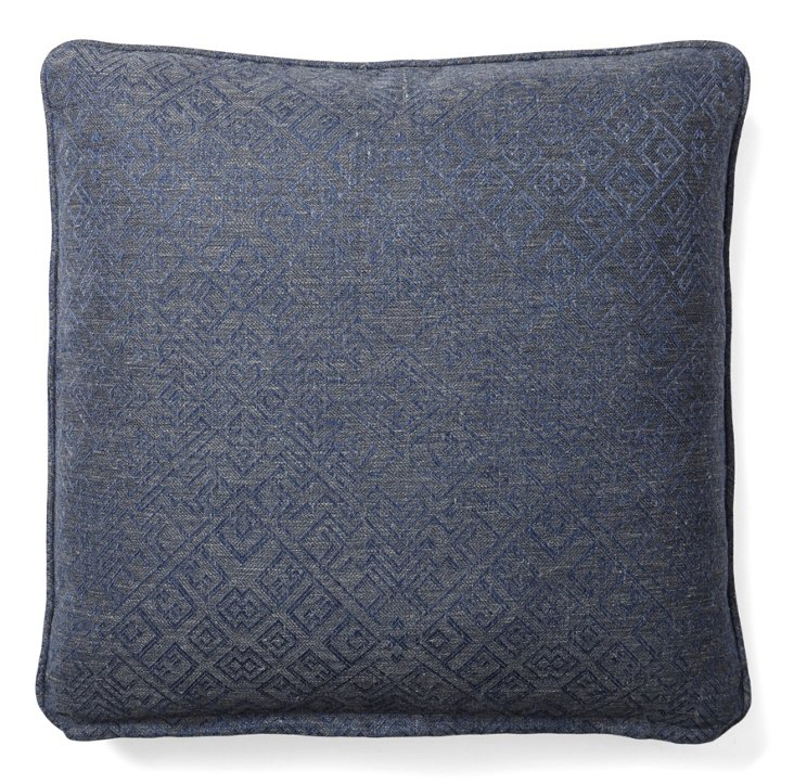 Jamie 20x20 Throw Pillows, Pair