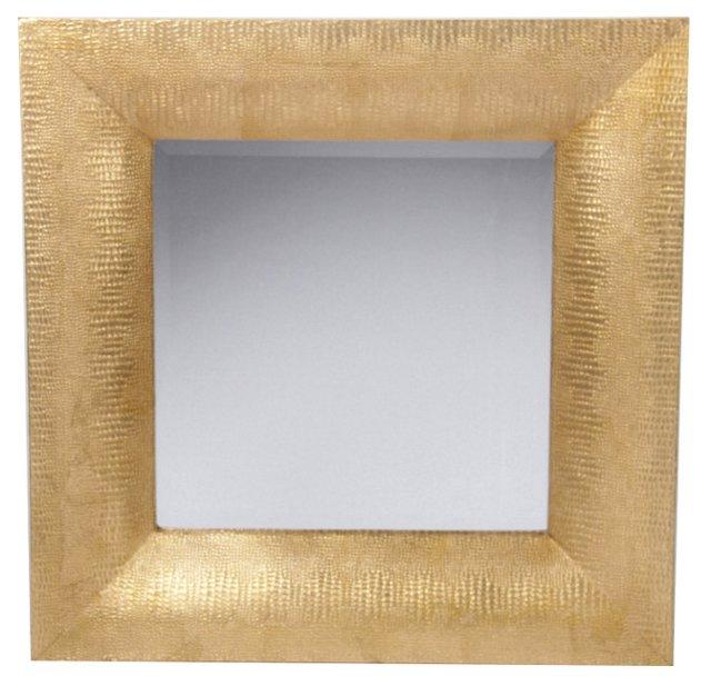 Diana Wall Mirror, Gold