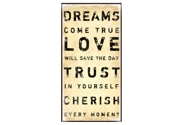 Dreams Come True Print