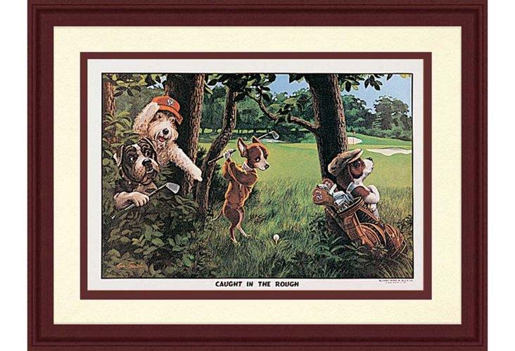 Dog Golf, III