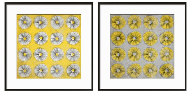 Dandelion Dance Print Set