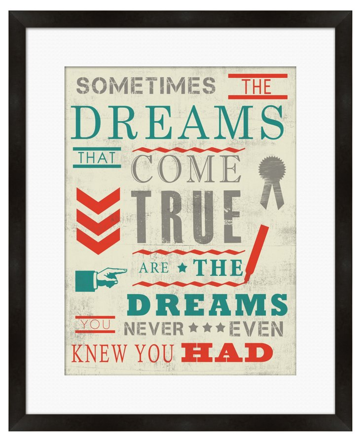 Sometimes the Dreams