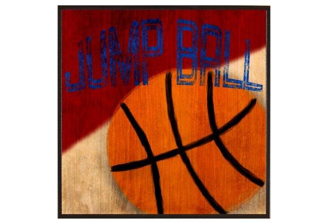 Jump Ball II Print-DNU VC