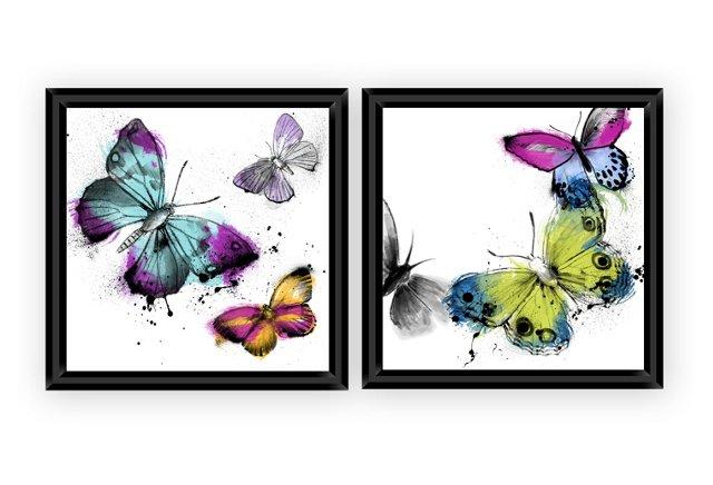 Color Splash Print