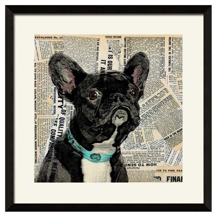 Paper Puppy Print II