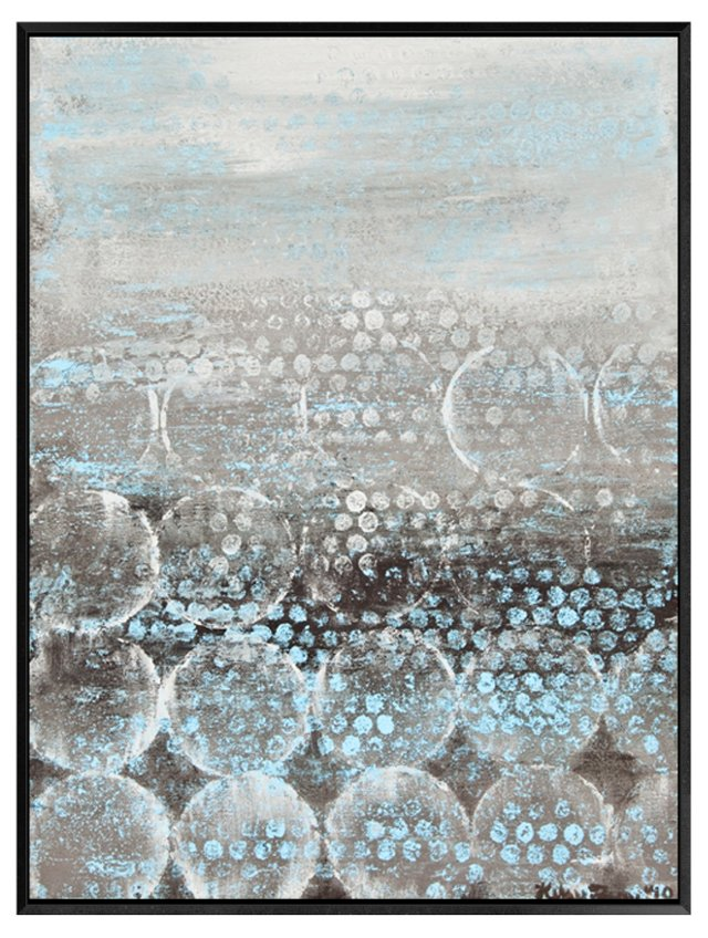 Kelsey Gray Abstract Circles III