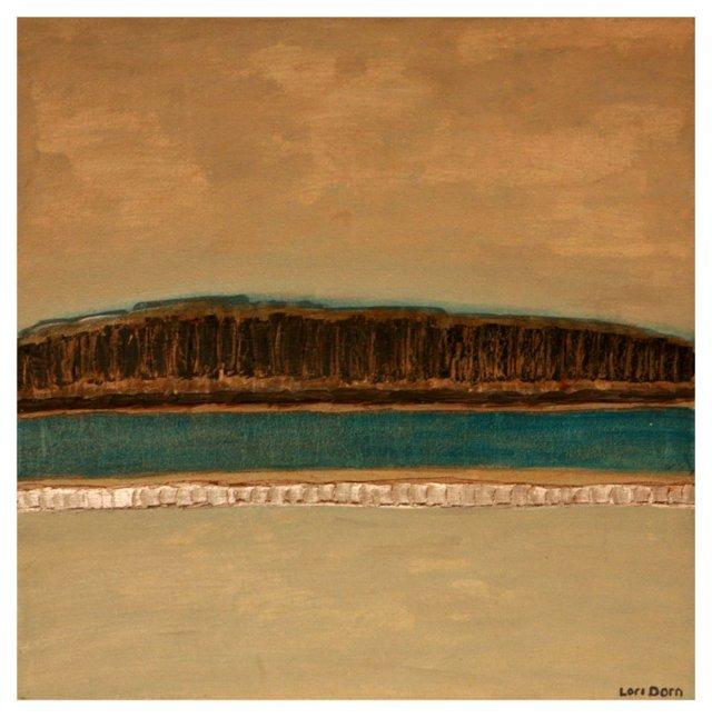 Lori Dorn, Abstract Landscape