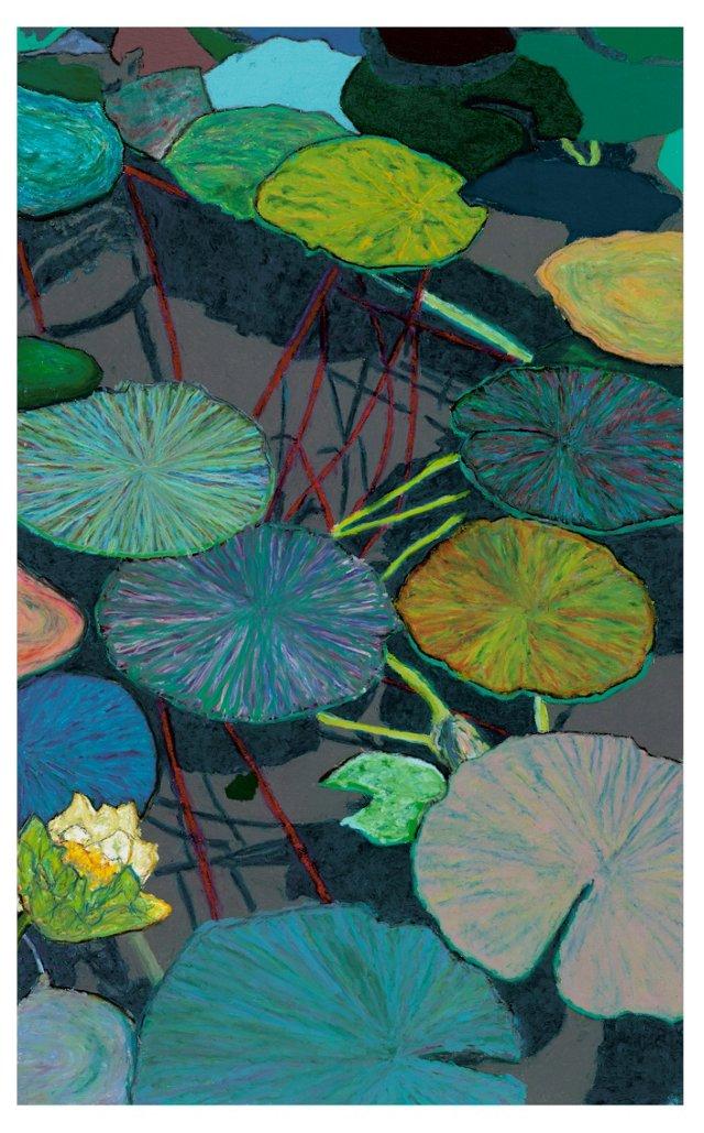Allan Friedlander, Water Lilies IV