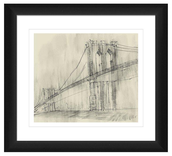 Cynthia Alvarez, Brooklyn Bridge