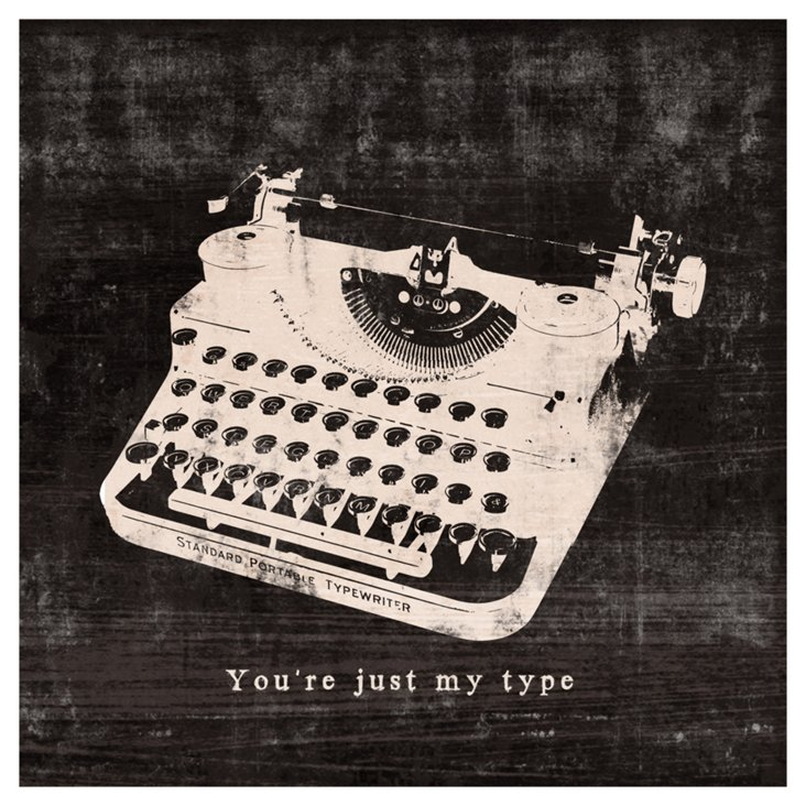 Typewriter Canvas