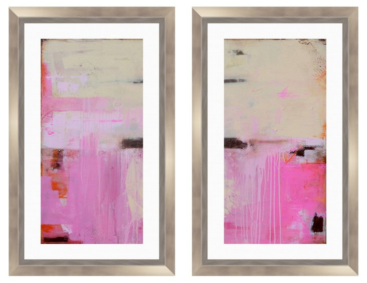 Sweet Emotion Diptych