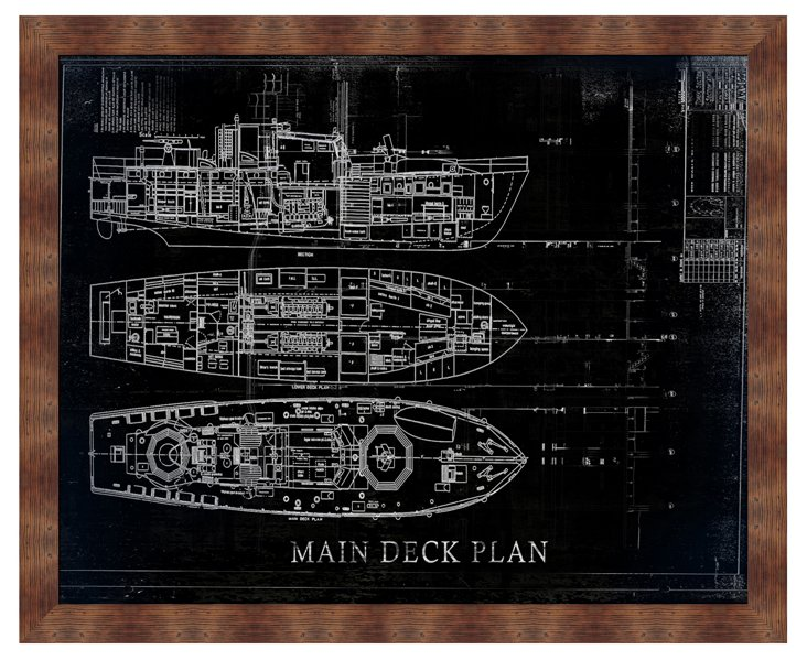 Main Deck Plan