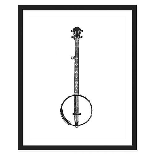 Mike Dale, Banjo