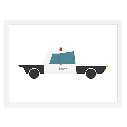ModernPOP, Police Car , Mini