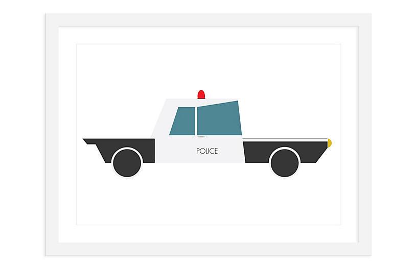 ModernPOP, Police Car , Mini