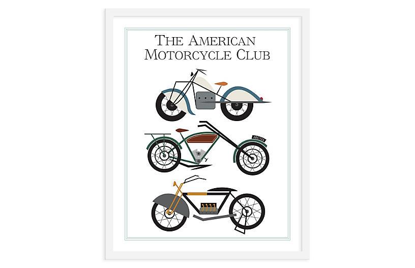 ModernPOP, American Motorcycle Club