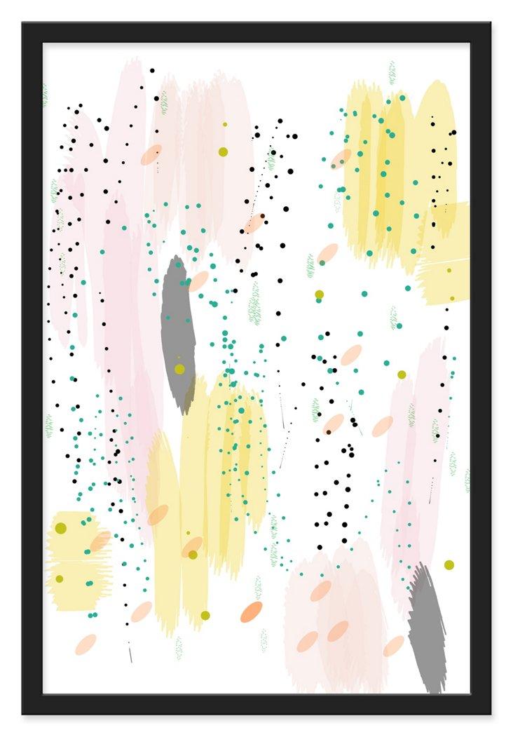 Ashley Goldberg, Dots & Abstracts