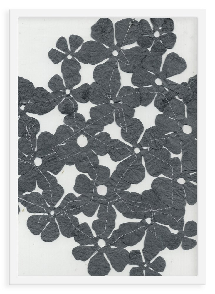 Ayelet Iontef, Modern Lace Dark B&W