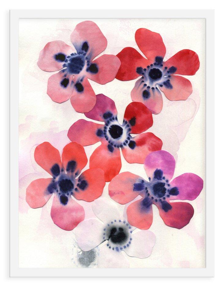 Ayelet Iontef, Pink Anemones